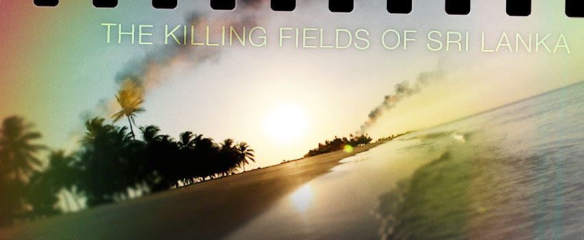 The killing Field poster